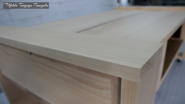 Górna rama stolika