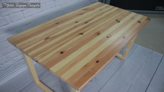 Renowacja starego stolika kawowego
