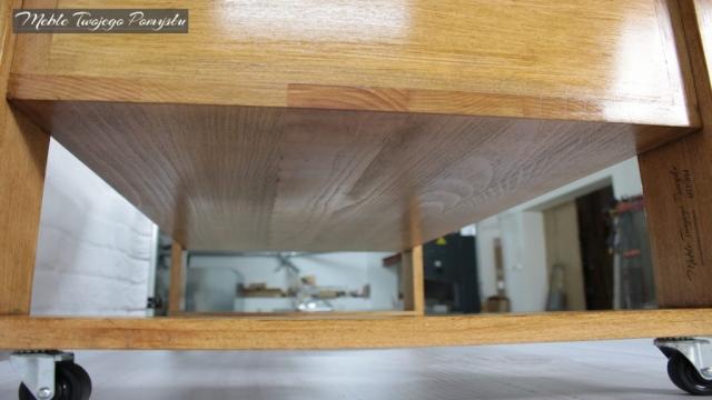 Spód stolika