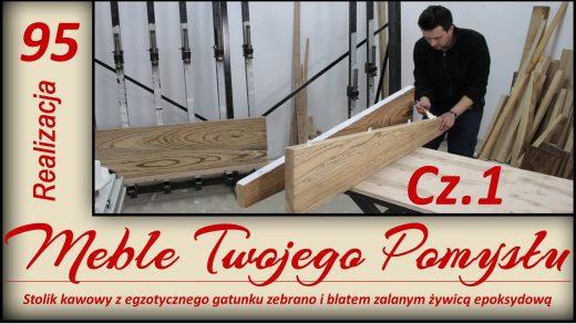 Stolik kawowy,zebrano wood,zebrano,gatunek egzotyczny,egzotyczne drewno,nierególarne kształty,frezowanie drewna,maszyny,jak działa,stolarstwo,drewno,stolarnia,warsztat,festool,felder,domino,jak zrobić,meble,meble twojego pomysłu,wood,woodworking,diy,jak wykonać,how to make,k700s,k690s,fs722,ad741,długo taśmowa,odciąg,rl200,frezarka,cięcie,frezowanie,przecinanie,szlifowanie,NDI20,kleiberit 303,żywica epoksydowa,zalewanie,fat300,blat,klejenie,formatowanie,RP2301FCX