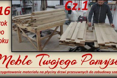 116 - Cz.1 Przygotowanie materiału na płyciny drzwi przesuwnych do zabudowy szafy, frezy,profilowy frez,kontr profilowy frez,maszyny,jak działa,stolarstwo,drewno,stolarnia,warsztat,felder,jak zrobić,meble,meble twojego pomysłu,wood,woodworking,jak wykonać,how to make,krok po kroku,k700s,k690s,ad741,f700z,silent power,pilarka,piła,tarczowa,podcinacz,odciąg,rl200,frezarka,cięcie,frezowanie,przecinanie,NDI20,kleiberit 303,darek stolarz,drzwi przesówne,laguna,sevroll,frez do połączeń klejonych,frez do płycin,spłaszczający,wilgotnościomierz,ndi20,ramiak