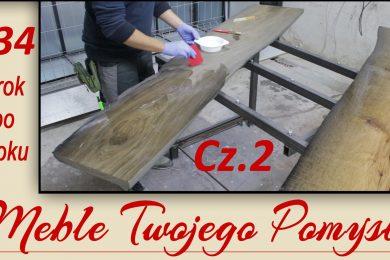 134 - Cz.2 Gruntowanie żywicą epoksydową, przygotowanie desek do zalewania / epoxy table, Krok po kroku z żywicą epoksydową. Odcinek 134 - Cz.2 Gruntowanie żywicą epoksydową, przygotowanie desek do zalewania / epoxy table / Part 2. Priming with epoxy resin, preparation of boards for pouring, rzeka żywicy,kanion z żywicy,żywica epoksydowa,meble twojego pomysłu,mebletwojegopomyslu.pl,stolarstwo,drewno,wood,stolarz,poradnik,carpenter,warsztat,youtube,DIY,triton,jak zrobić,zrób to sam,jak wykonać,how make,samemu,how to,felder,hammer,krok po kroku,zalewanie,gruntowanie,epidian,deco,wwa resoltech,czarny dąb,stół,szlifowanie,jak zalać,epoxy,epoxy table,ciech,kopacki,Capitol Coatings,CRYSTALLINE,czym gruntować deski,jak mieszać,pojemnik,tritin,żywica,k690s