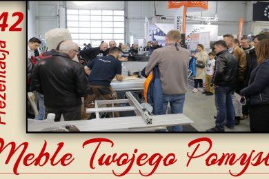 targi,drema,felder,maszyny,stacjonarne,podsumowanie,stoisko,prezentacje,realizacje,drewno,pokazy,meble twojego pomysłu,lubdrew 2019,lubdrew targi,lublin,kornikowo.pl forum,www.mebletwojegopomyslu.pl,targi obróbki drewna,relacja,widzowie,festool,bessey,młody stolarz,hammer,frezarka dolnowrzecionowa f700z,k 3 winner,frezowanie,cięcie drzewa,mtp,cnc,poznań, Meble Twojego Pomysłu na targach obróbki drewna LubDrew 2019 - relacja z pokazów na stoisku Felder
