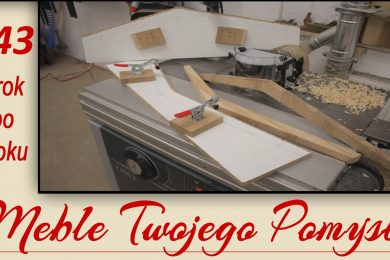 Jak frezować nogi krzesła za pomocą szablonu na frezarce dolnowrzecionowej / How to mill the legs of the chair using a template on the spindle moulder, frez do felcowania,bessey,głowica frezarska do drewna,meble twojego pomysłu,mebletwojegopomyslu.pl,MTP,stolarstwo,drewno,wood,woodworking,polish,stolarz,stolarnia,poradnik,carpenter,warsztat,pracownia,Adam Słodowy,youtube,Darek stolarz,hgty,DIY,Do It Yourself,triton,Festool,jak zrobić,zrób to sam,jak wykonać,jak zbudować,how make,samemu,how to,dom,felder,hammer,krok po kroku,k690s,k700s,fb610,ks150,f700z,frezarka,szablon,dolnowrzecionowa,szliferka,nogi,krzesła,zaciski