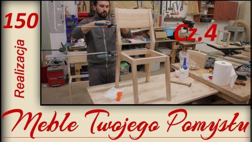Cz.4 Wycinanie oparcia, zacinanie ramy i klejenie wszystkich elementów drewnianego krzesła, wolfcraft,kleiberit 303.2,triton,pilarka taśmowa,fb610,przystawka do szlifowania,fat300,felder,festool,domino,df500,k690s,piła formatowa,cięcie,oparcie,krzesło,drewno,nogi krzesła,trasowanie,bessey,carpenter,meble twojego pomysłu,chair,diy,do it yourself,dom,how make,how to,jak wykonać,jak zrobić,jesion,krok po kroku,krzesła,mebletwojegopomyslu.pl,piła,poradnik,samemu,stolarnia,stolarstwo,Stolarz,warsztat,wood,woodwork,woodworking,zrób to sam,ściski,tarcica,ad741,nogi