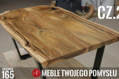 Odcinek 165 - Cz.2 Stolik kawowy z orzecha z nogami ze stali, zabezpieczony olejowoskiem Walnut coffee table with steel legs, oiled, mebletwojegopomyslu,mtp,wood,woodworking,żywica epoksydowa,orzech,deski,epoxy,coffee table,stolik kawowy,diy,jak zrobić,k690s,meble twojego pomysłu,drewno,felder,carpenter,do it yourself,how make,how to,jak wykonać,zrób to sam,woodstyle,salon,diy ideas,home,hammer,drewniane projekty,meble,lite meble,prace w drewnie,pomysł na,prace ręczne,stolarskie triki,hobby,pasja,epidian,wwa resoltech,ciech,prasa stolarska,mufy,stalowe nogi,olejowosk,czym zabezpieczyć