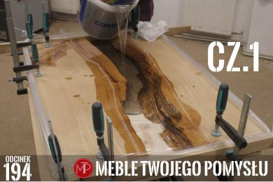Odcinek 194 - Cz.1 Dębowy stolik kawowy z czarną transparentną żywicą epoksydową, gruntowanie i zalewanie kaniony , Oak coffee table with black transparent epoxy resin, priming and pouring canyons, foszty,deska,dąb,żywica,epoxy,epoksydowa,blat,stół,nogi ze stali,table,priming,pouring epoxy,zalewanie,jaka żywica,jak zalać stół,gruntowanie drewna,fat300,felder,mebletwojegopomyslu,mtp,meble twojego pomysłu,wood,woodworking,diy,jak zrobić,drewno,carpenter,do it yourself,how make,zrób to sam,diy ideas,meble,lite meble,epidian,wwa resoltech,ciech,dom i drewno,diy for home,jakie gradacje,felderchallenge,opalarka,4cm,ad741,k690s,kanion,canyons,Oak coffee table