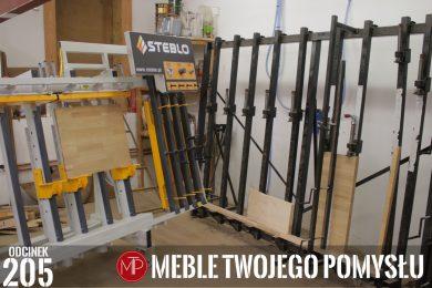 Odcinek 205 - Prasa do klejonek, stara śrubowa ręczna a nowa prasa trapezowa pneumatyczna PTJ Steblo - porównanie, Episode 205 - Sizing press, old hand screw versus new PTJ Steblo pneumatic trapezoidal press - comparison, mebletwojegopomyslu,mtp,wood,woodworking,tools,diy,jak zrobić,meble twojego pomysłu,drewno,felder,carpenter,do it yourself,how make,how to,jak wykonać,zrób to sam,woodstyle,diy ideas,hammer,drewniane projekty,meble,lite meble,prace w drewnie,pomysł na,prace ręczne,stolarskie triki,hobby,klejonki,robienie klejonki,produkcja,prasa stolarska,prasa hydrauliczna,steblo,ściski,prasa śrubowa,klejonki drewniane,klejenie,kopacki,woodstyl,klejonki lite,mikrowczep
