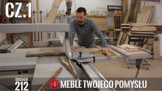 Odcinek 212 - Cz.1 Dębowa szafka nocna z szufladą - przygotowanie klejonki i zacinanie boków na pile, Oak bedside table with a drawer - preparing the glued joint and cutting the sides on a saw, mebletwojegopomyslu,mtp,wood,woodworking,diy,jak zrobić,k690s,meble twojego pomysłu,drewno,felder,carpenter,do it yourself,how make,jak wykonać,zrób to sam,woodstyle,dom,diy ideas,home,hammer,drewniane projekty,meble,lite meble,prace w drewnie,pomysł na,prace ręczne,stolarskie triki,kleiberit,domino,klejonka,szuflada,diy projects,zacinanie,prowadnice,korpus,front,sypialnia,festool,szafka nocna,dąb,steblo,prasa hydrauliczna,formatować,fryza,tarcica,grubościówka