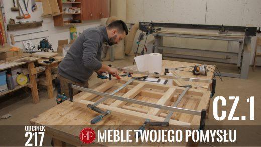 Odcinek 217 - cz.1 Stolik kawowy z blatem z płytki, przygotowanie materiału na ramę i nogi , Coffee table with a tile top, preparation of material for the frame and leg, mebletwojegopomyslu,mtp,wood,woodworking,diy,jak zrobić,k690s,meble twojego pomysłu,drewno,felder,carpenter,do it yourself,how make,jak wykonać,zrób to sam,diy ideas,home,hammer,drewniane projekty,meble,lite meble,prace w drewnie,pomysł na,prace ręczne,stolarskie triki,kleiberit,domino,klejonka,diy projects,korpus,festool,dąb,steblo,stolik kawowy,blat z płytką,drewno i płytka,ściski śrubowe,df500,piła tasmowa,frezy,frezowanie,krawędź fold,stół z płytką