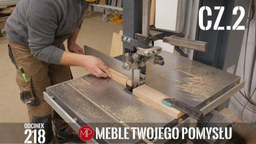 Odcinek 218 - Cz.2 Stolik kawowy z blatem z płytki, zacinanie nóg i ramy, klejenie , Coffee table with tile top, cutting legs and frame, gluing, mebletwojegopomyslu,mtp,wood,woodworking,diy,jak zrobić,k690s,meble twojego pomysłu,drewno,felder,carpenter,do it yourself,how make,jak wykonać,zrób to sam,woodstyle,dom,diy ideas,home,hammer,drewniane projekty,meble,lite meble,prace w drewnie,pomysł na,prace ręczne,stolarskie triki,kleiberit,domino,klejonka,diy projects,korpus,festool,dąb,steblo,stolik kawowy,blat z płytką,drewno i płytka,rama,nogi,df500,kołki,piła tasmowa,frezy,frezowanie,dolnowrzecionowa