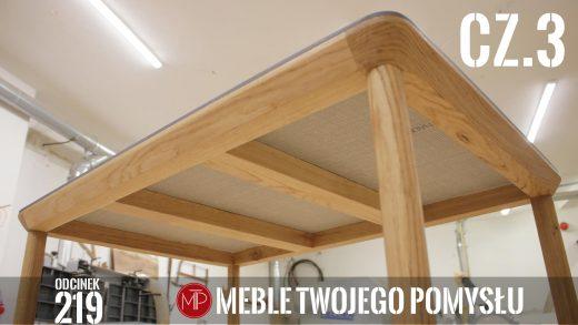Odcinek 219 - Cz.3 Stolik kawowy z blatem z płytki, zabezpieczenie olejowoskiem i klejenie płytki , Coffee table with a tile top, oil-wax protection and tile gluing, mebletwojegopomyslu,mtp,wood,woodworking,diy,jak zrobić,k690s,meble twojego pomysłu,drewno,felder,carpenter,do it yourself,how make,jak wykonać,zrób to sam,woodstyle,dom,diy ideas,home,hammer,drewniane projekty,meble,lite meble,prace w drewnie,pomysł na,prace ręczne,stolarskie triki,kleiberit,domino,klejonka,diy projects,korpus,festool,dąb,steblo,stolik kawowy,blat z płytką,drewno i płytka,rama,nogi,ściski śrubowe,zabezpoeczenie,olejowoski,kemichal,palionytka