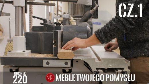 Odcinek 220 - cz.1 Dębowy stół do jadalni z płytką na blacie, klejenie ramy i frezowanie nóg , Oak dining table with a tile on the top, gluing the frame and milling the legs, mebletwojegopomyslu,mtp,wood,woodworking,diy,jak zrobić,k690s,meble twojego pomysłu,drewno,felder,carpenter,do it yourself,how make,jak wykonać,zrób to sam,woodstyle,dom,diy ideas,home,hammer,drewniane projekty,meble,lite meble,prace w drewnie,pomysł na,prace ręczne,stolarskie triki,kleiberit,domino,klejonka,diy projects,korpus,festool,dąb,steblo,stolik kawowy,blat z płytką,drewno i płytka,rama,nogi,ściski śrubowe,df500,kołki,frezy,frezowanie,kołki domino