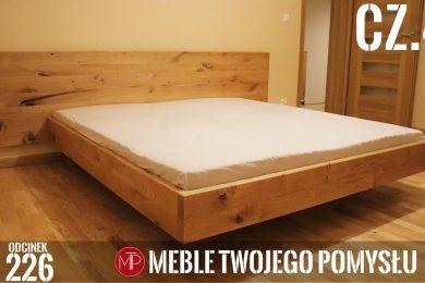 Odcinek 226 - cz.4 Lewitujące łóżko drewniane, dąb rustic, montaż, skręcanie wszystkich elementów , Levitating wooden bed, rustic oak, assembly, twisting all elements, mebletwojegopomyslu,mtp,wood,woodworking,diy,jak zrobić,meble twojego pomysłu,drewno,felder,carpenter,do it yourself,how make,jak wykonać,zrób to sam,woodstyle,diy ideas,hammer,drewniane projekty,meble,lite meble,prace w drewnie,prace ręczne,stolarskie triki,domino,klejonka,diy projects,dąb,steblo,rama,wezgłowie,zagłowie,łóżko,lewitujące łóżko,dąb rustic,sęki,sypialnia,materac,blat rustic,szafki nocne,stelaż do łóżka,fryza,kemichal,olejowosk,montaż,skręcanie